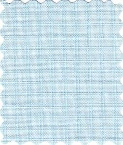 "Bear Threads F5961Blue Baby Dimity With Squares Blue 10 Yd Bolt  100% Cotton 63"" Wide"