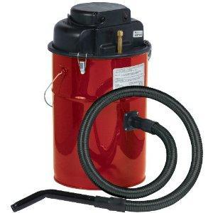 Love-Less Ash Cougar MU405R Steel Fireplace Vacuum Cleaner