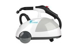 SteamFast Best Buy SF-275 SteamMax Steamer Cleaner SF275 Steam Fast, 1500W, 50 Oz. Water, 220°F, 36 PSI, 7' Hose, 1 Hour Use Full Tank, 17 Tools, 22Lb