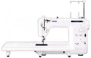 Juki TL-2010Q, tl2010qi, tl-2010qi, tl2010, tl2010q, tl2000q, tl2000qi,  (TL98, 1 pedal Trim, Speed Control),  Straight Stitch, Sewing Machine, 6x9 Arm, DropFeed, KneeLift,12mm foot lift, Walking Foot, 6 Feet, 200 Needles Bobbins, 6 Threads, Case