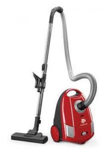 Dirt Devil SD30035 Express, Bagged HEPA Canister Vacuum Cleaner 8.5Lbsnohtin