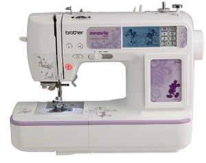 "Brother, NV950D, Babylock Sofia2, Babylock BL137A2, 129 Stitch, Sewing, USB Memory Stick, & Card Port, 4x4"" Embroidery Machine, 105 Designs, 35 Disney, 9 Fonts, 7mm Digitizing, Case, 3700 CD, Brother NV950D, $75 Rebate, $100 Gift, PE Design Lite Digitizing Software, 11 Total Freebies* 129 Stitch Sewing & 4x4"" Embroidery Machine, USB Stick"