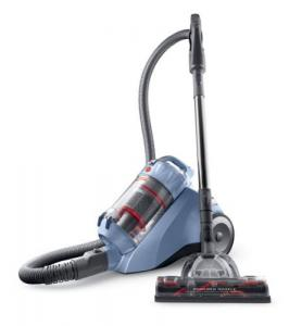 Hoover, SH40060, Multi, Cyclonic, Bagless, Canister, Vaccuum, Cleaner, Edge, Cleaning, 17', Cord, Rewind, Easy, Care