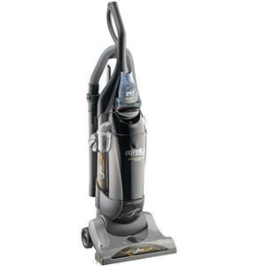 Eureka AS1051A Airspeed Bagged Upright Vacuum, AirSpeed Technology, Clean-Lock Bag Change, 12' Hose, 30' Power Cord, HEPA Filter, 12 Amp Motor