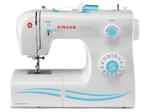 Singer 2263RF 23 Stitch Simple, Mechanical FreeArm Sewing Machine Refurbished, Built In Buttonhole, Metal Bobbin Case, Shafts, Most Moving Parts