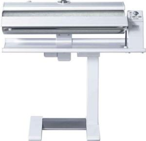 Miele, HM 16-80, Rotary, Steam, Ironing, Press, 1680, 220V, Iron, 15Kg, Hr, Var, Temp, 5, Speed, Foot, Pedal, GERMANY, Wood, Crated