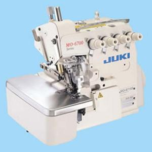 Juki MO-6816 S-FF6-50H 2 Needle 3/5Thread Serger, Submerged Power Stand, Fully Assembled Ready to Sew