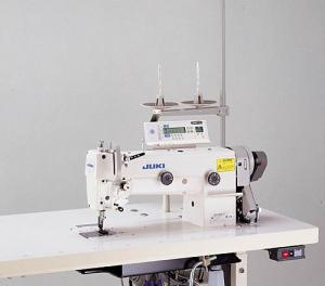 33048: Juki LZH-1290 1-Needle, Lockstitch, Zigzag Stitching Machine, Power Stand