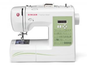 Singer, 7256, Fashion Mate, Computer Sewing Machine