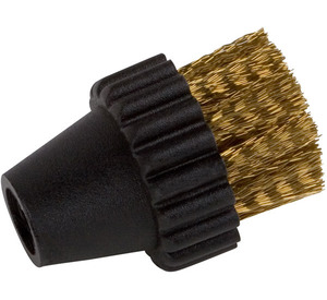 Vapor Clean Brass, 10 Pack Replacement Brass Brushes