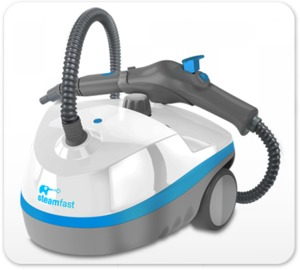 SteamFast SF-370 Multi Purpose Canister Steamer Cleaner 1500W 15´ Cordnohtin