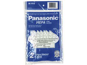 Panasonic MC-V193H 2 Pack Filter, HEPA TYPE V6800/ V6900/V7300 Series