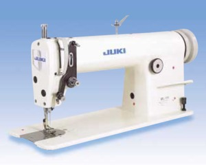 Juki ML-111U Single-thread, Industrial Chainstitch Basting Sewing Machine Head Only, 1800rpm, 10-3mm stitch length, 5.5/12mm Foot/Knee Lift