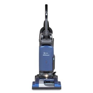 "Royal UR30085, Pro-Series, Clean Seeker, HEPA, Upright, Vacuum Cleaner, 15""W, 12A, Top Fill Bag, Headlight, 5 Heights, 8' Hose, 29' Cord ,17 Lbs, 3 Year Warranty"