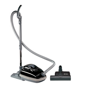 SEBO 9688AM AIRBELT K3 Black Canister Vacuum Cleaner w/ET-1 (9951AM) +10 Year Parts and Labor Warranty