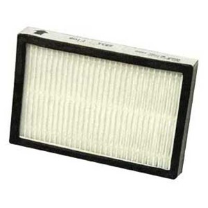 Panasonic Filter, Hepa Exhaust With Frame V7505/V7515/V7581