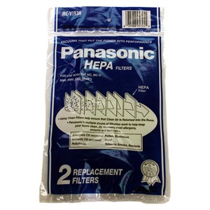 Panasonic Filter, Hepa Type V6800/ V6900/V7300 Series 2Pk