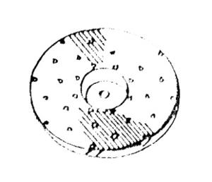 Ametek Motors L-31281 Fan, 14786, 14787