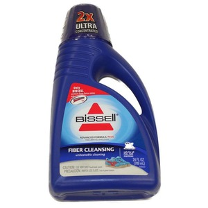 Bissell B-62E5 Shampoo, W/Scotchguard 24 Oz 2X Concentrate