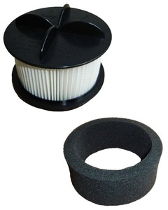 Bissell Replacement Br-1820 Filter Kit, Style 9/10/12 Hepa And Foam Env