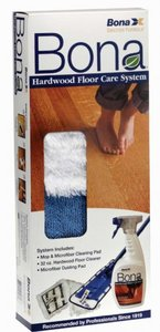 Bona Bk-710013273 Kit, Hardwood Floor Care