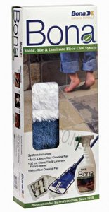 Bona Bk-710013345 Kit, Stone Tile Laminate Floor Care
