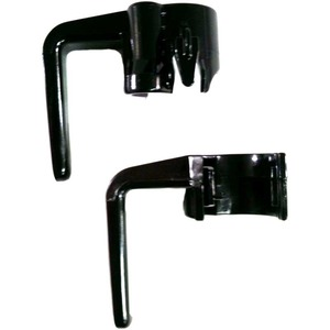 Eureka E-53574-2 Cord Hook Set Top &      Bottom Sanitaire Blk