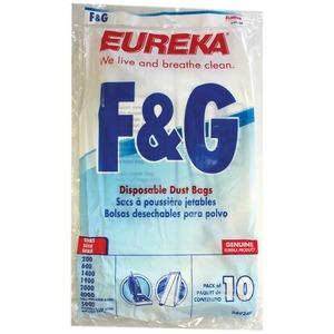 Eureka E-54924 Paper Bag, Eur Style F&G Upright Esp Models 10Pk