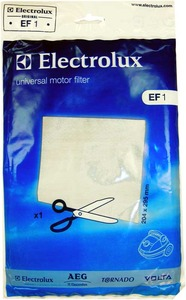 Eureka E-60541 Filter, Secondary Excal Can Using Ex Bag