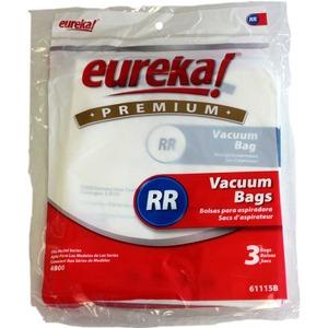 Eureka E-61115 Paper Bag, Eur Style Rr  Filteraire Ultra Smart 3P