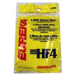 Eureka E-61505 Filter, Style Hf4 Hepa   Internal Victory 3Pk