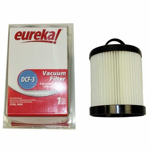 Eureka E-61825 Filter, Style Dcf3 Dirt  Cup Pleated 5700/5800