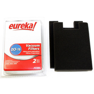Eureka E-62736 Filter, Dust Cup Dcf16   2950/60/90 Boxed No Frame