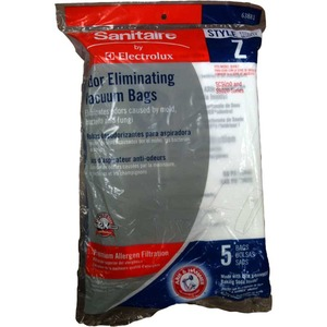 Eureka E-63881 Paper Bag, Stlye Z A&H    5 Pk
