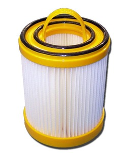 Eureka Replacement Er-18305 Filter, Style Dcf3 Dirt  Cup Pleated Hepa Env