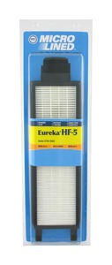 Eureka Replacement Er-1883 Filter, Hf5 Lightspeed   5700-5800 Hepa Dvc