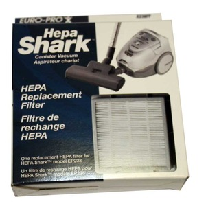 Europro Shark Eu-18070 HEPA Filter for Ep238 Canister Vacuum Cleaner