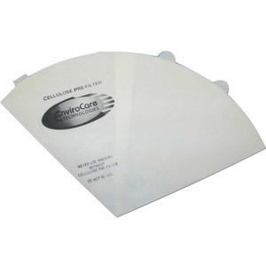 Filter Queen Fqr-1450, Filter Cone, Paper, W/2 Filters, Env 12Pk