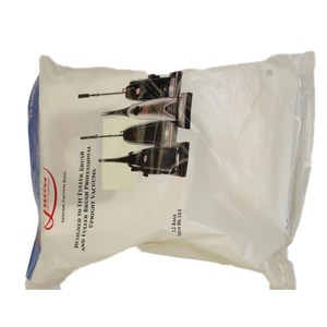 Fuller Brush Fb-1400-12 12 Pack of Paper Bags with Micro Filter for FB Upright Vacuum Cleaners