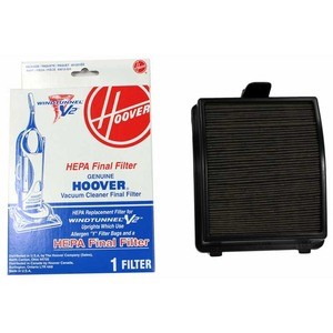 Hoover H-40120102 Filter, Final V2 Hepa    Blister Pack