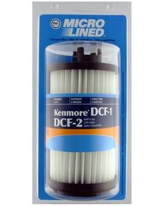 Kenmore Replacement Ker-1810 Filter, Dcf1 Dcf2 Tower   Hepa 82720 Dvc