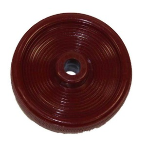 Kirby K-132076 Rear Wheel, Narrow 2Cb   Red