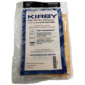 Kirby K-197294 Paper Bag, Style G4/G5   3Pk