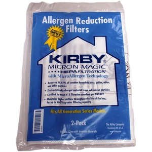 Kirby K-205803 Paper Bag, 3M Allergen   Control G6/Ultimate G 2Pk