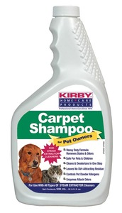 Kirby, K-235506, Shampoo, Extractor, Pet, Owner, 32, ounce, Oz
