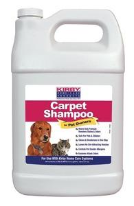 Kirby, K-237507, Shampoo, Foam, Pet, Owners, 1, Gallon