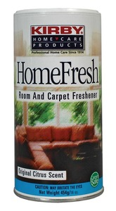 Kirby K-275497 Carpet Freshener, Citrus 16 Ounce 24/Case