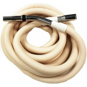Nutone Replacement Nur-4300 Hose, Nutone Non-Electric Crushproof W/Button Wand