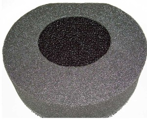 Pro-Team Pv-100597 Muffler, Sound Coarse Top Foam Super Coach