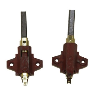 ProTeam Pv-105164 Carbon Brush, Domel Motor Pair